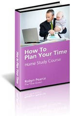 How To Plan Your Time Study Course
