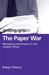 Getting a Grip on The Paper War