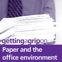 Paper & The Office Environment