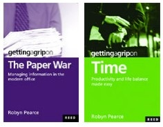 2 Book Value Pack – Paper War & Time