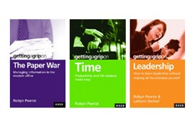 3 Book Value Pack &#8211; Paper War, Time &amp; Leadership