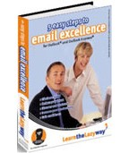 5 Easy Steps to Email Excellence CD