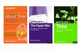 3 Book Value Pack &#8211; About Time, Paper War &amp; Time