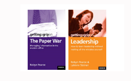 2 Book Value Pack – Paper War & Leadership