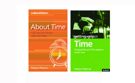 2 Book Value Pack &#8211; About Time &amp; Time
