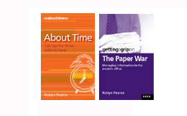 2 Book Value Pack &#8211; About Time &amp; Paper War