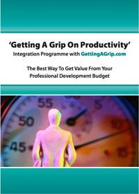 Getting a Grip on Productivity Integration Program