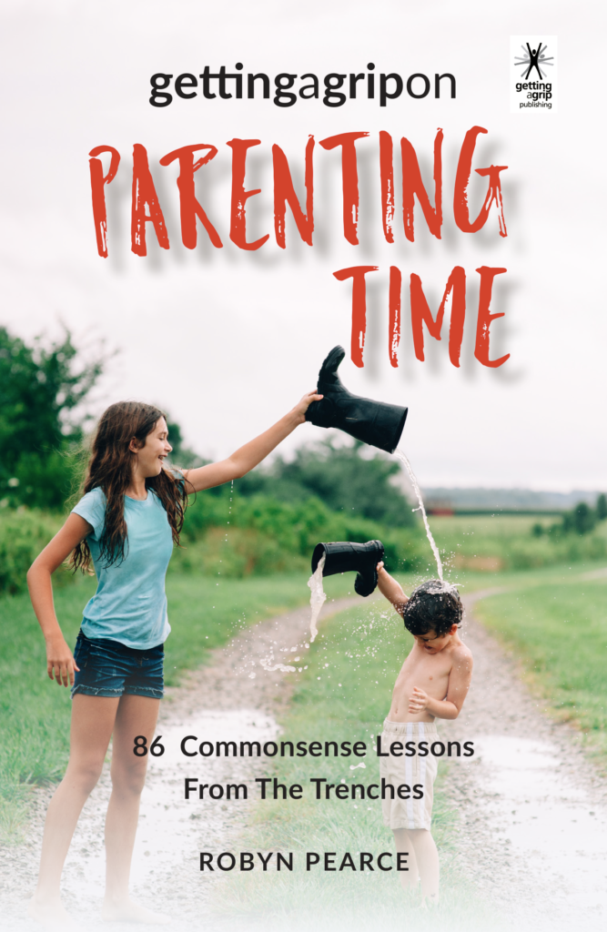 Getting A Grip On Parenting Time - Time management products