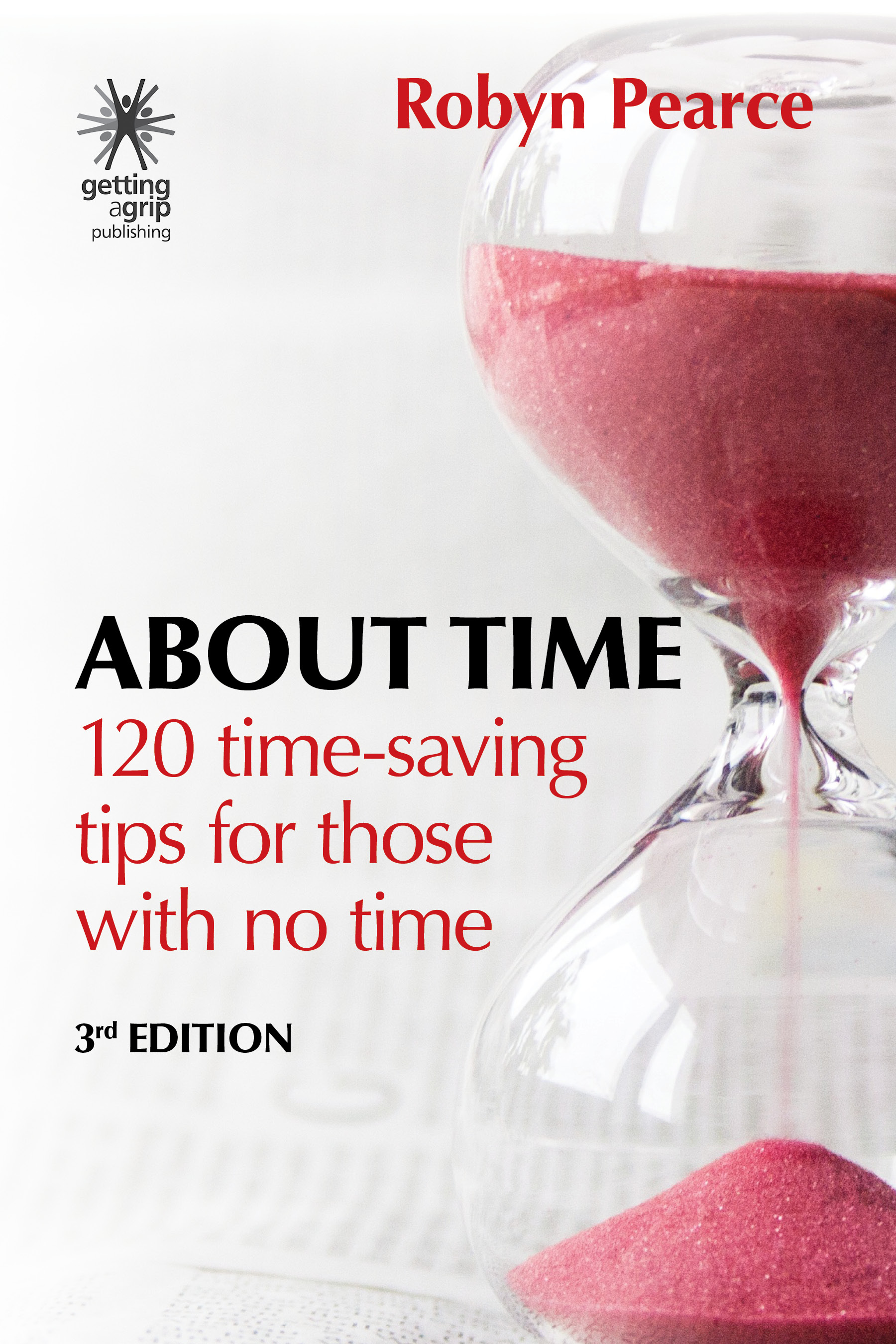 About Time! – 120 Tips For Those With No Time – Ebook