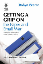 Getting a Grip on the Paper & Email War